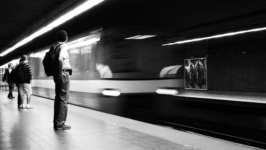 Photographie : Station Debout...